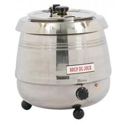 Soepketel Bistro RVS 10 liter