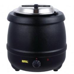 Buffalo soepketel 10 liter zwart